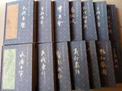 长篇评话《三国义》之一至十四 全十四册全套